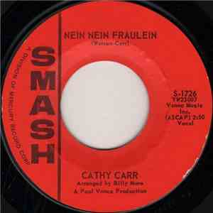 Cathy Carr - Nein Nein Fraulein / Footprints In The Snow