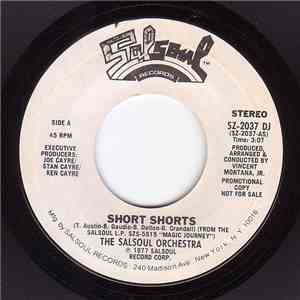 The Salsoul Orchestra - Short Shorts