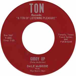Dale McBride With The Music Men - Giddy Up