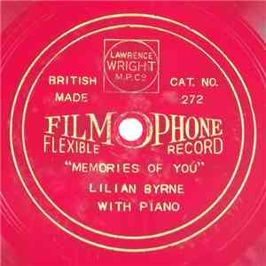 Lilian Byrne - Memories Of You mp3 flac
