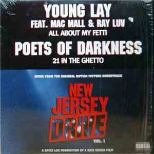 Young Lay / Poets Of Darkness - All About My Fetti mp3 flac