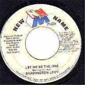 Barrington Levy - Let Me Be The One