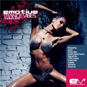 Various - Emotive Trance Vibes - Summer 2009