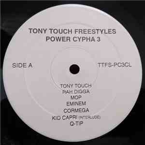 Tony Touch - Power Cypha 3 (Clean Version)