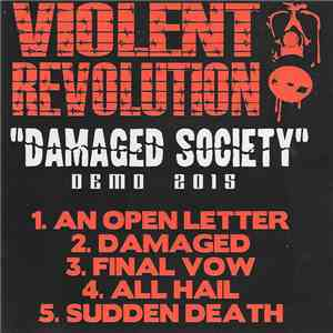 Violent Revolution - Damaged Society mp3 flac