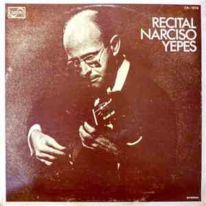 Narciso Yepes - Recital